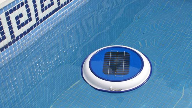Llega a espa a clorotron el primer filtro para limpiar for Limpiar filtro piscina
