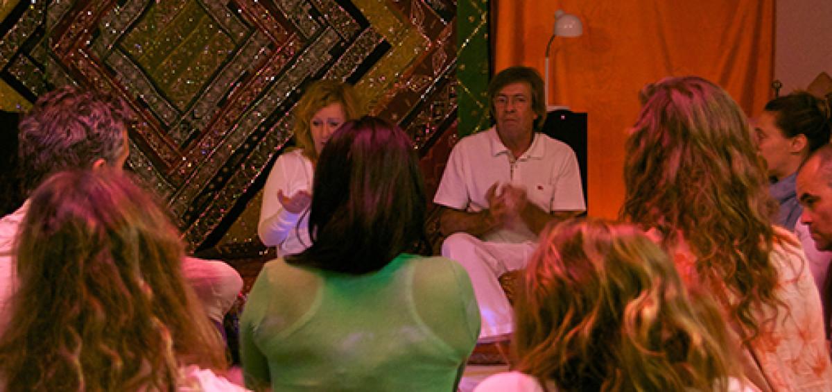 La escuela Amor Sagrado organiza este verano un curso de inmersión en el Amor Tántrico 4