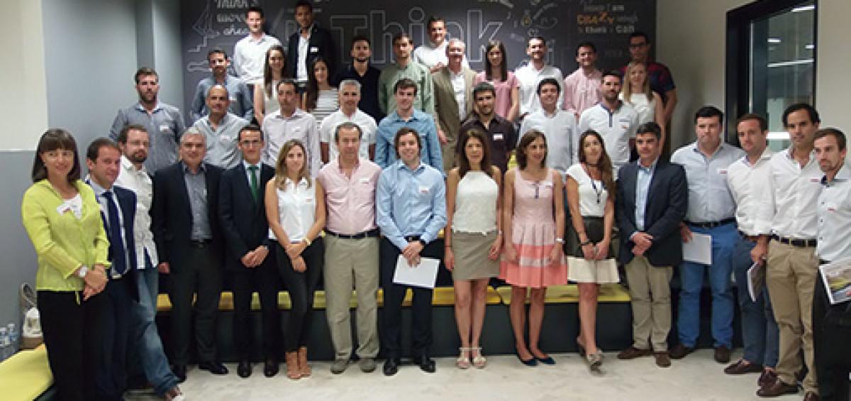 Elegidos los tres proyectos más destacados del HUB Emprende de la Universidad Europea 12