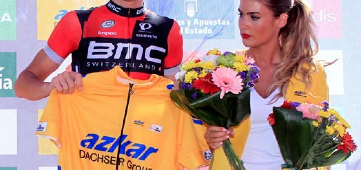 La Vuelta inicia su recorrido en Puerto Banús con una primera etapa patrocinada por Azkar DACHSER Group 12