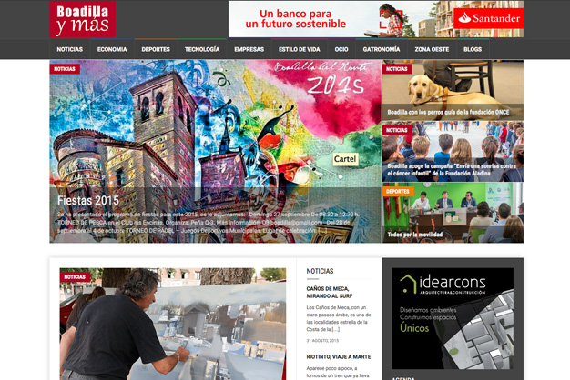Diseño web madrid 20