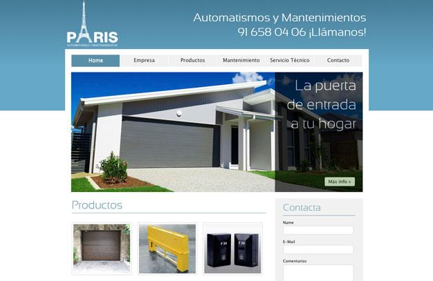Diseño web madrid 31