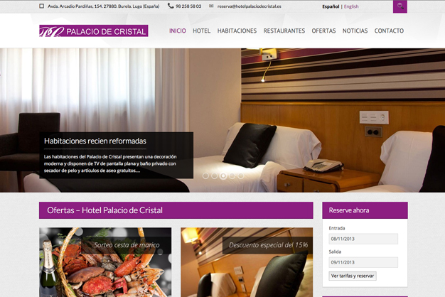 Diseño web madrid 23
