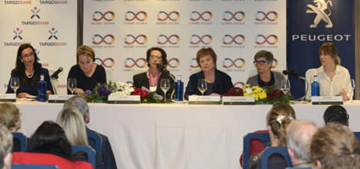 Fomentar la cultura de la igualdad, la participación de la mujer en órganos directivos y la amistad entre ambos países, objetivos de la Asociación de amistad hispano-francesa MUJERES AVENIR 16