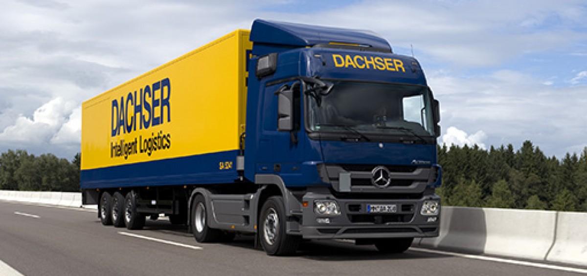 DACHSER consolida el transporte por carretera en el mercado turco 6