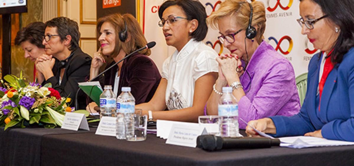 La violencia contra las mujeres es una constante en Francia y España y erradicarlo de la sociedad es uno de los objetivos de la Asociación de amistad hispano-francesa MUJERES AVENIR 2