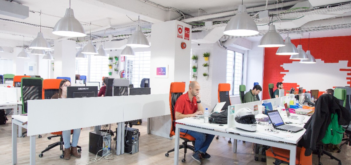 Cink Emprende inaugura un segundo espacio en Madrid de más de 1.000m2 con precios al 50% 7