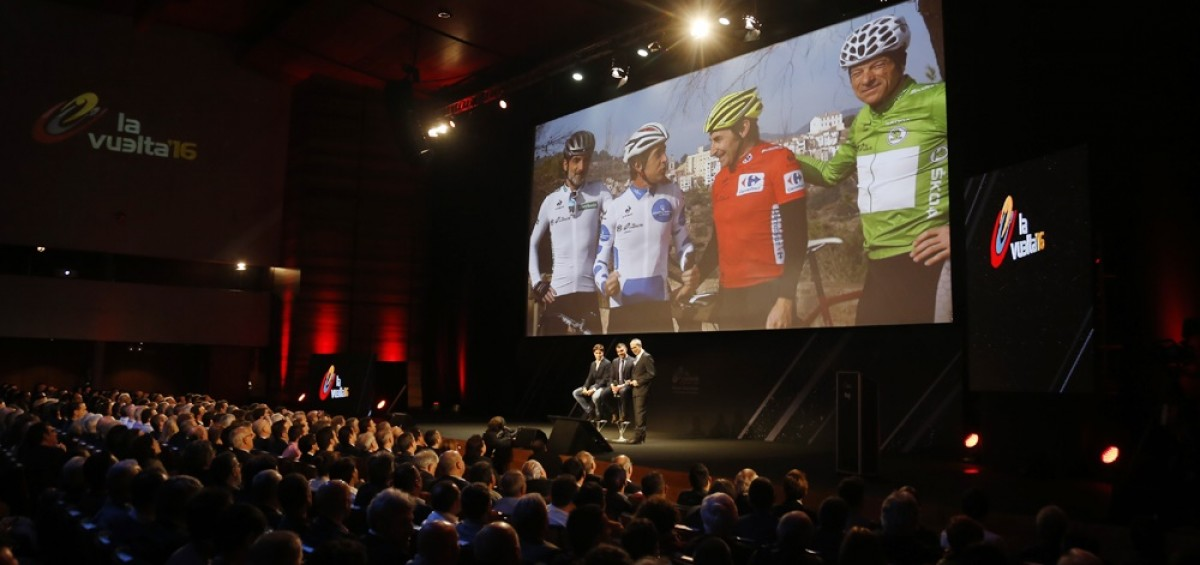 Azkar DACHSER Group inicia la cuenta atrás para La Vuelta 2016 16