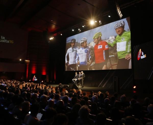Azkar recorrerá cerca de 170.000 kilómetros para hacer posible La Vuelta a España 2014 8