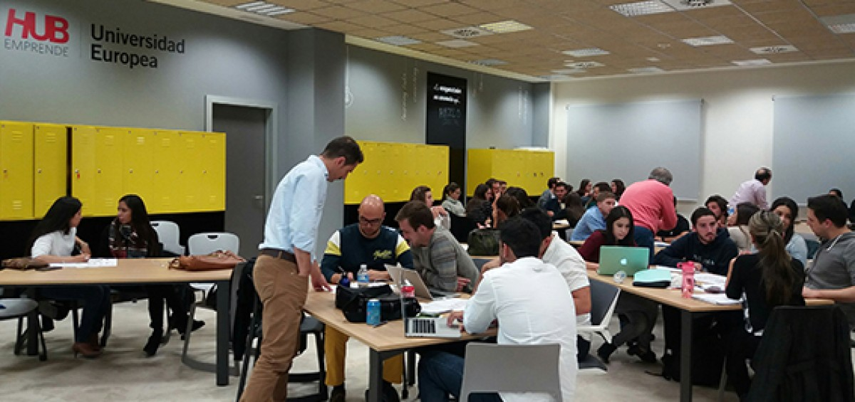 La Universidad Europea fortalece el Ecosistema Emprendedor con el Programa StartUp School 6