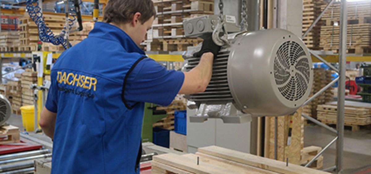 DACHSER promueve las soluciones específicas para la industria con una unidad dedicada a I+D 4