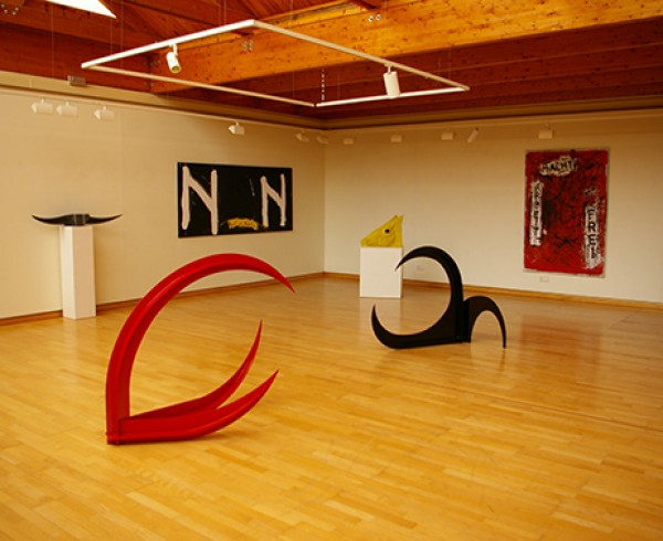 Extraña Devoción! de José Miguel Abril en el Centro de Arte Contemporáneo Pablo Serrano (Crivillén) 6