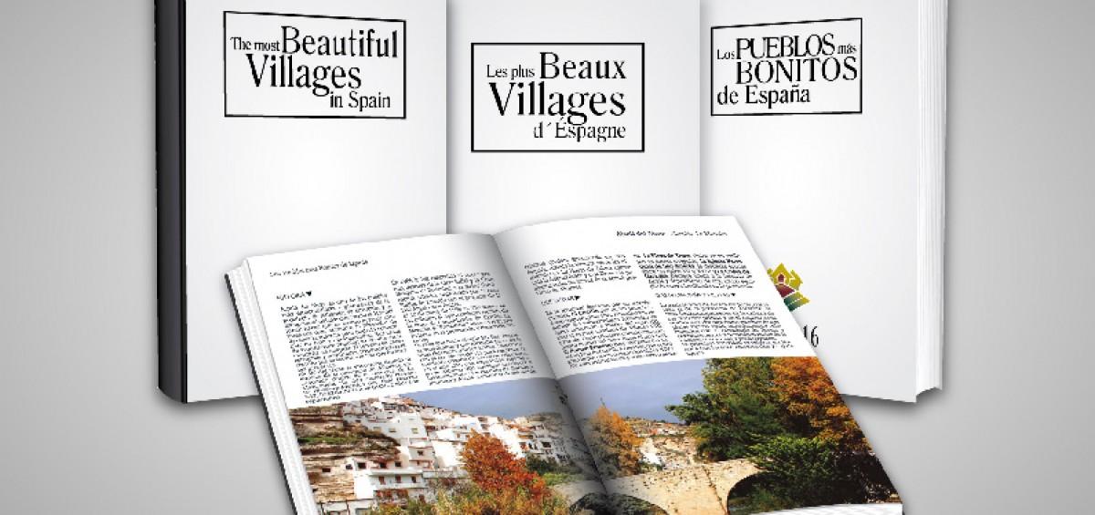 La Asociación de los Pueblos más Bonitos de España edita una guía con información sobre las 44 localidades más excepcionales de nuestro país 2
