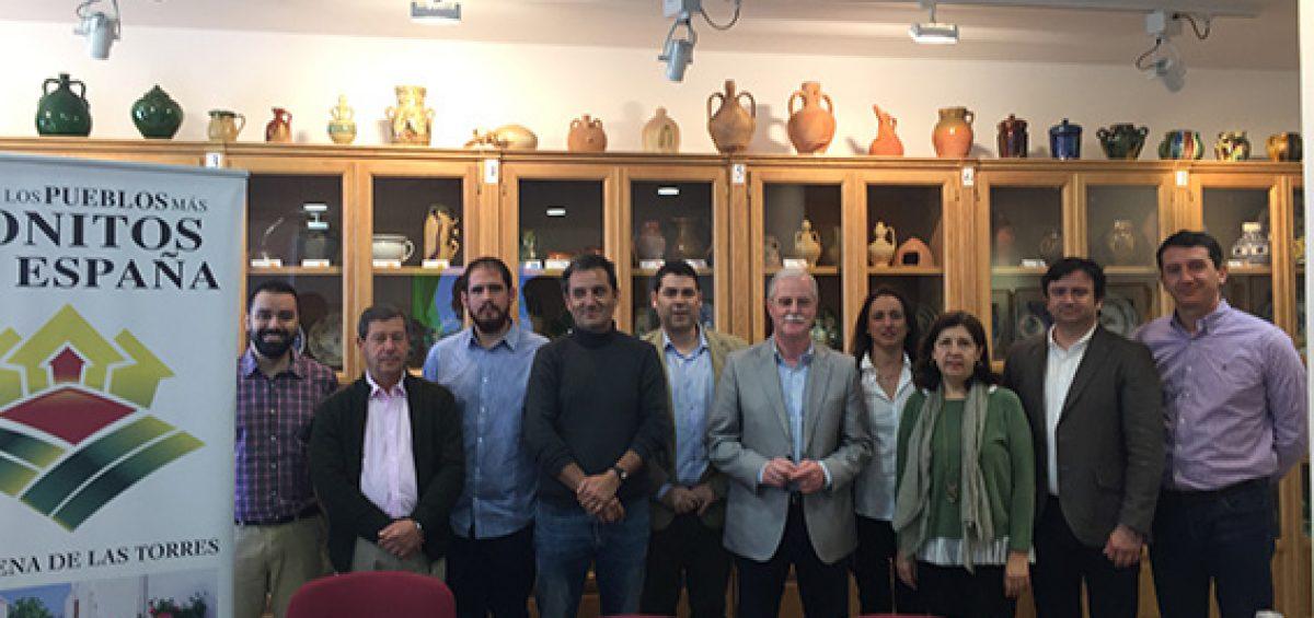 La Asociación de los Pueblos más Bonitos de España elige a sus representantes de la Zona Sur 14