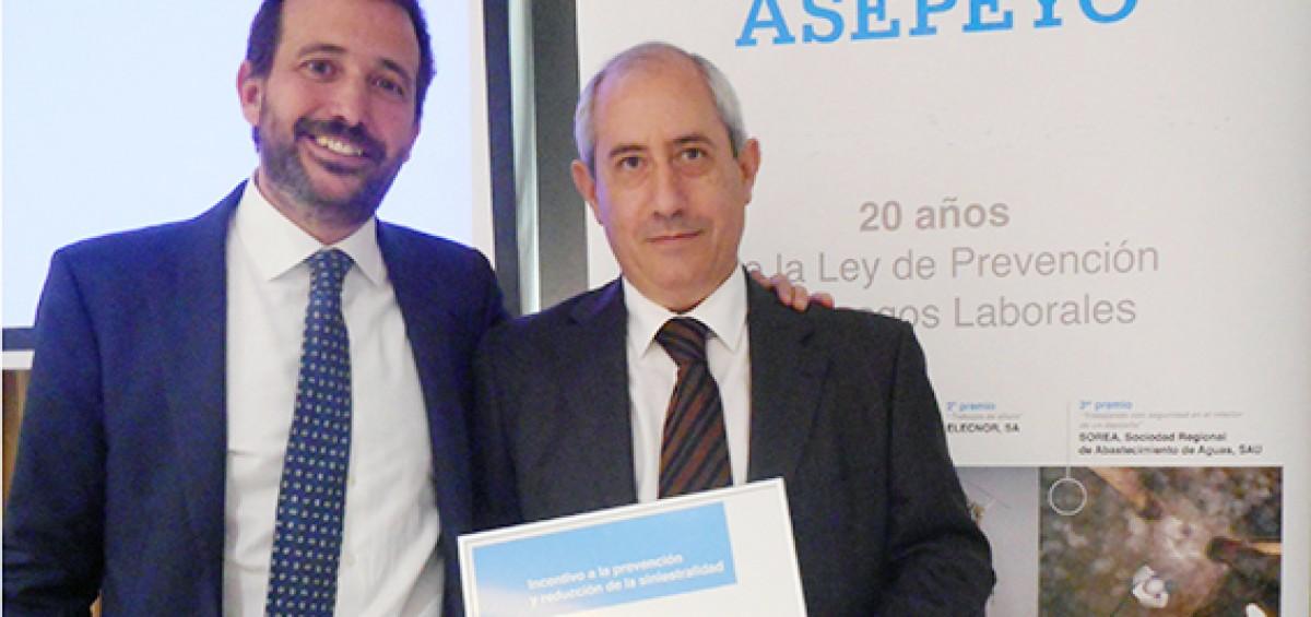 Azkar DACHSER Group premiada por su eficiente gestión en la prevención de riesgos laborales 9