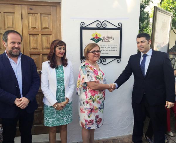 """Zuheros destapa su cartel como uno de  """"Los Pueblos más Bonitos de España"""" 12"""