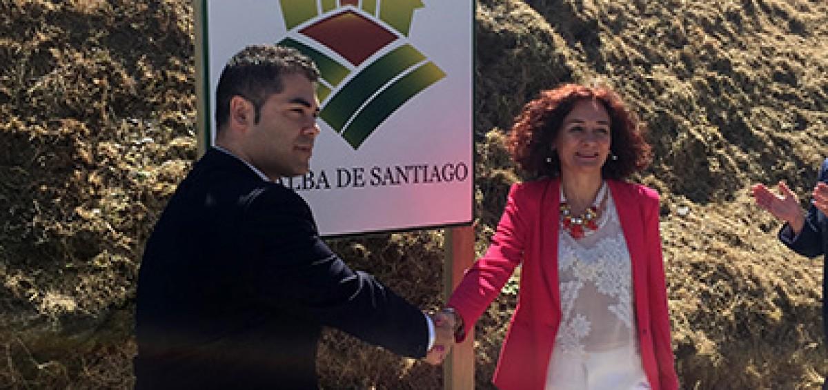 """Peñalba de Santiago destapa su cartel como uno de  """"Los Pueblos más Bonitos de España"""" 2"""
