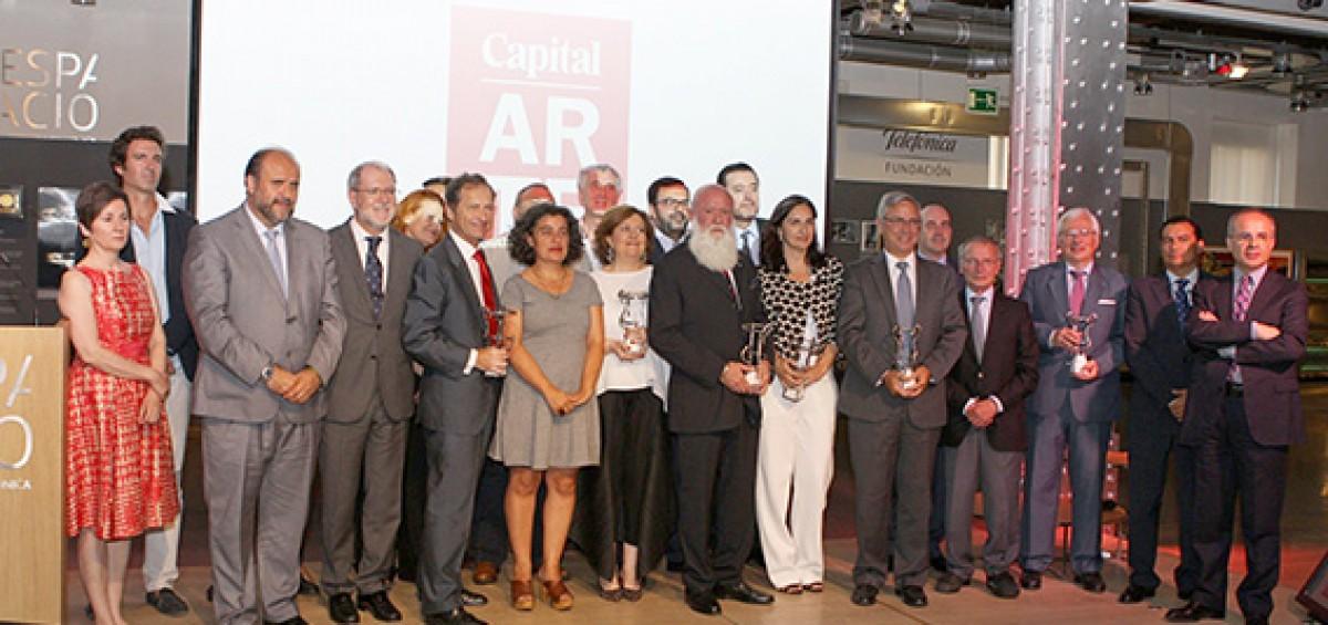 La Revista Capital ARTE premia a los grandes mecenas de la cultura 20