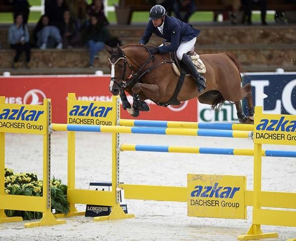 32º Concurso de Saltos Internacional de Casas Novas entrega el Trofeo Azkar en su primera jornada 6