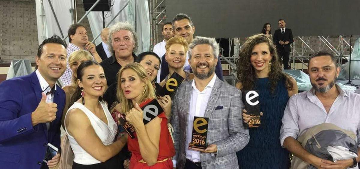 Grupo Abbsolute obtiene cuatro galardones en los Premios Eventoplus 2016 18