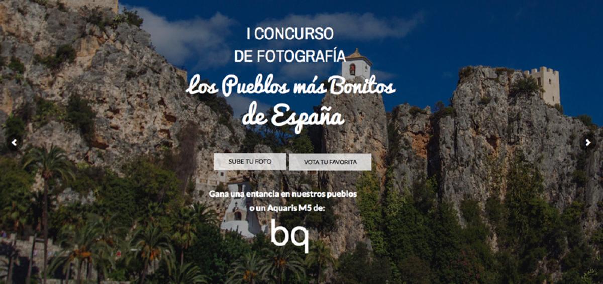 Arranca el concurso de fotografía que busca la mejor instantánea de los pueblos más bonitos de España 16