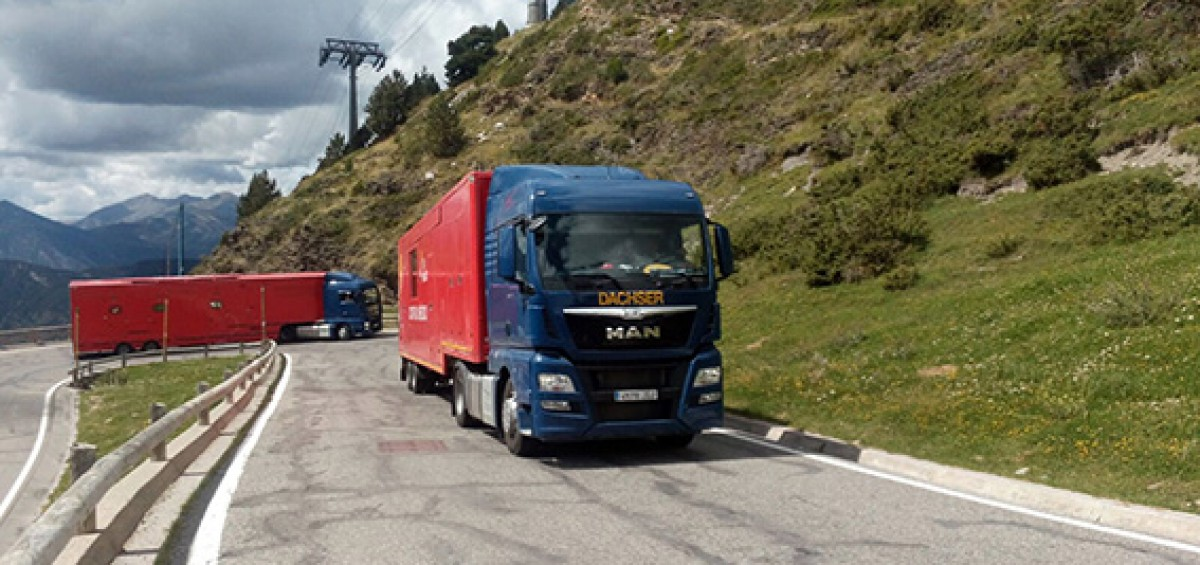 Una crono por equipos patrocinada por Azkar Dachser Group abre mañana La Vuelta a España 12