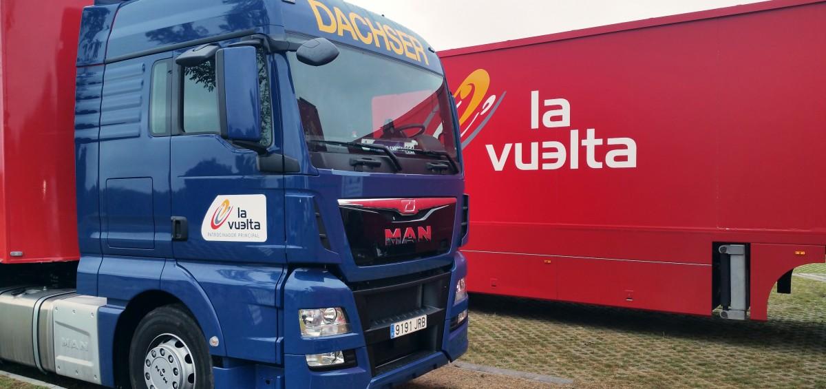 La logística sostenible de La Vuelta 10