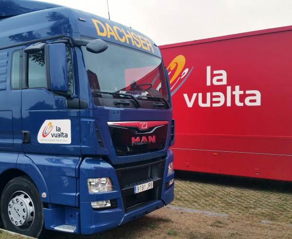 La Vuelta inicia su recorrido en Puerto Banús con una primera etapa patrocinada por Azkar DACHSER Group 6