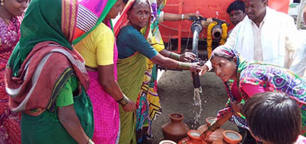 Dachser impulsa la subsistencia sostenible de diez aldeas en la India 20