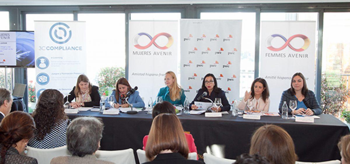 La ASOCIACIÓN DE AMISTAD HISPANO – FRANCESA MUJERES AVENIR debate sobre Compliance y ética: el riesgo y las consecuencias penales de infringir la ley para las empresas 4