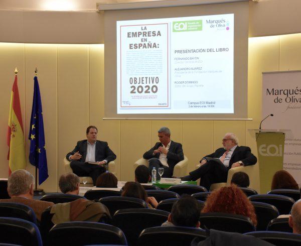 Empresarios y sindicatos presentan su visión de los retos de la empresa en España 11