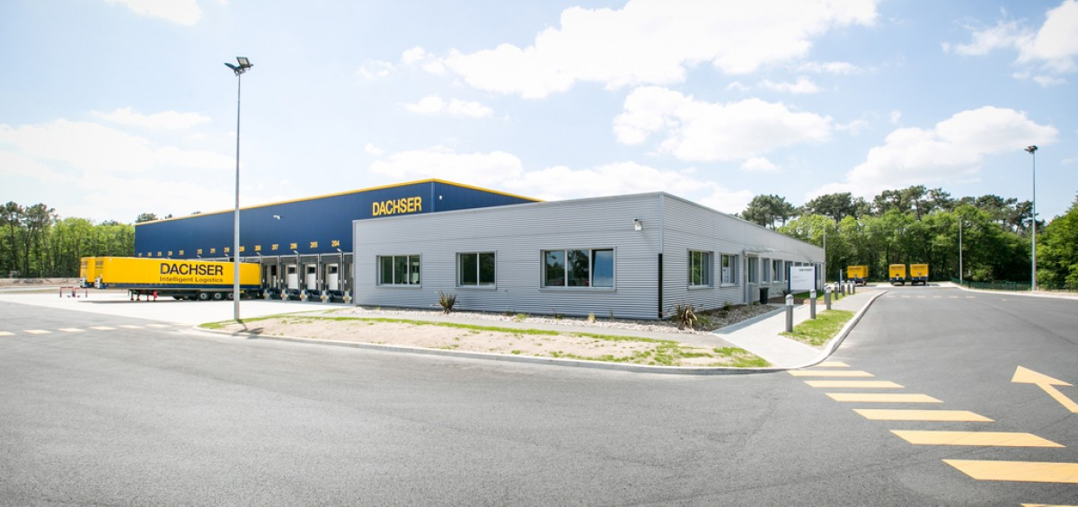 Dachser anuncia nuevas inversiones en la expansión de su red logística en Francia y este de Europa 2