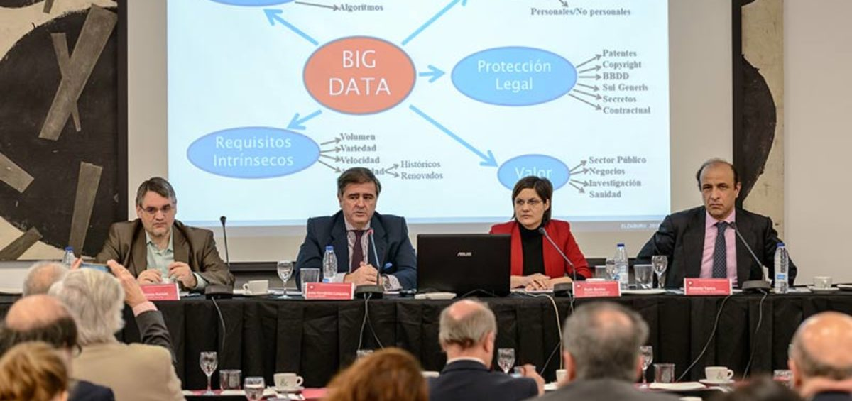 Ciberseguridad, protección de datos y secretos empresariales: las tres claves de la economía de datos del futuro 15