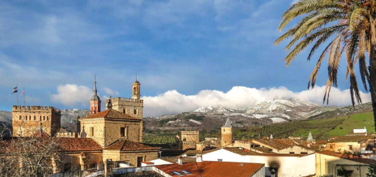Guadalupe celebra el acto de proclamación que le acredita como Uno de Los Pueblos más Bonitos de España 2