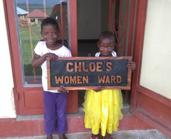iniciativa solidaria Proyecto Chloé