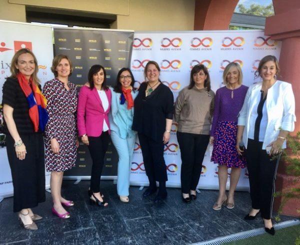 Las redes de mujeres fomentan el desarrollo económico de las empresas y recortan la desigualdad 12