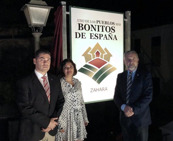 """Zahara destapa su cartel como uno de  """"Los Pueblos más Bonitos de España"""" 2"""