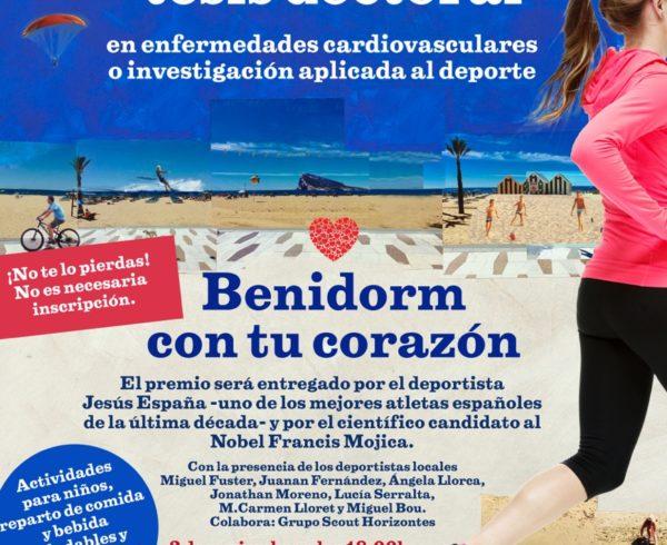 La asociación Apadrina la Ciencia entrega el Premio Benidorm Con Tu corazón a la mejor tesis doctoral 4