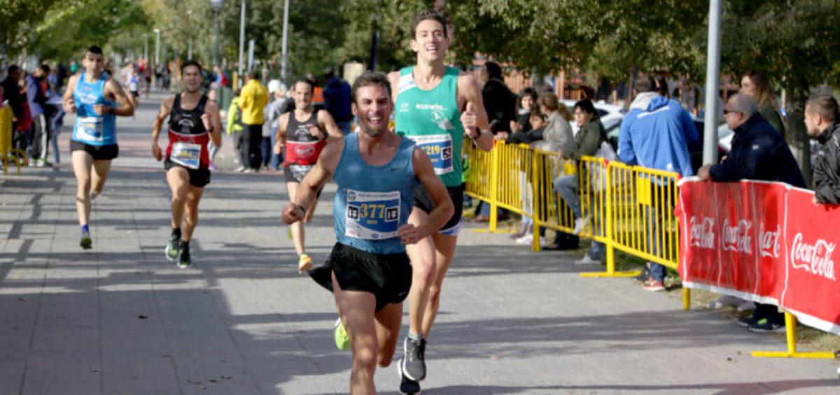 Se celebra la segunda edición de la carrera Rey de las Populares, la más rápida de Madrid 8