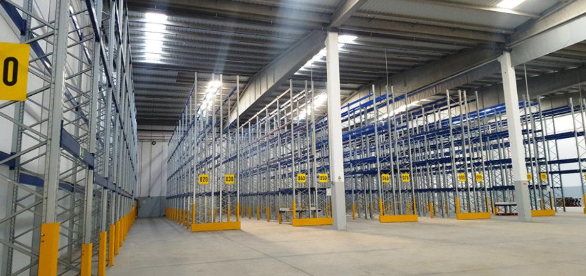 Dachser estrena instalaciones en Coimbra y triplica su superficie disponible 12