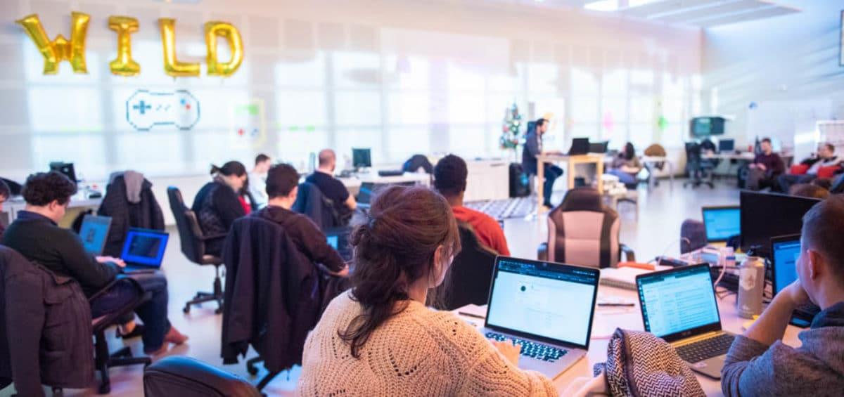 La Escuela de Programación Wild Code School arranca su primera promoción en Madrid con cinco becas completas de estudio para mujeres 11