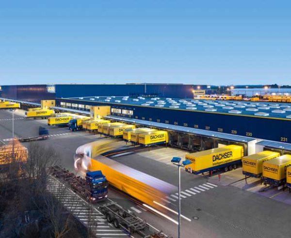 La compañía logística Dachser está preparada ante cualquier escenario del Brexit 10