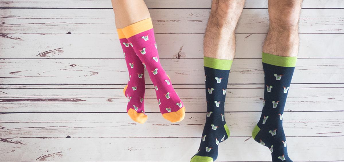 Para sorprender en el Día de la Madre llegan los únicos calcetines con olor del mercado: Kinglymove 2