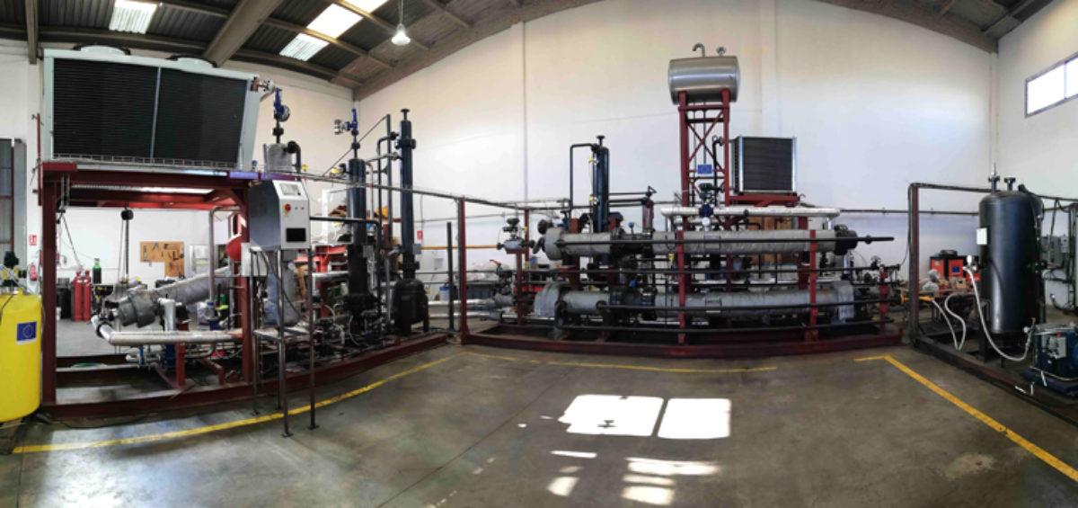BluePlasma Power produce Metilal a partir de residuos voluminosos, un aditivo líquido para gasolina o diésel que mejora su eficiencia y suprime emisiones tóxicas de CO2 14