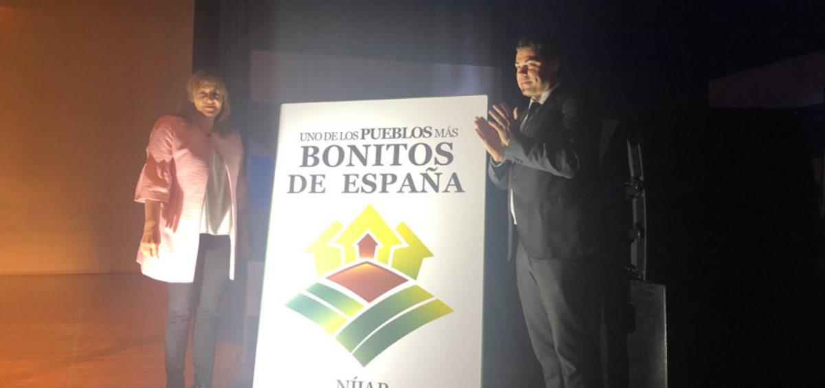 Níjar destapa el cartel que le acredita como uno de Los Pueblos más Bonitos de España 19