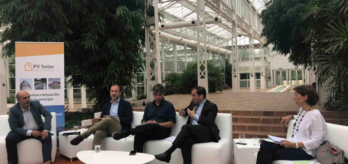 Los principales partidos políticos de Madrid a favor del autoconsumo como herramienta clave para reducir la tarifa de la luz y mejorar la calidad del aire de la ciudad 4