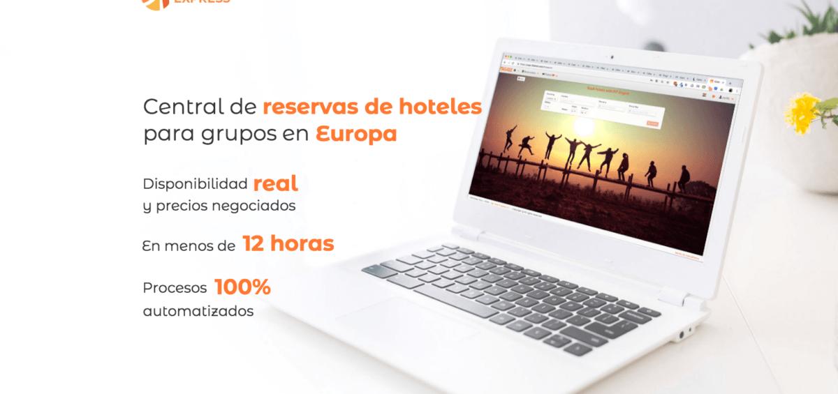 Top Group Express, el primer motor de reservas online de hoteles para grupos 14