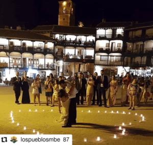 Los Pueblos más Bonitos de España presentan a los tres ganadores del concurso de fotografía de La Noche Romántica 4