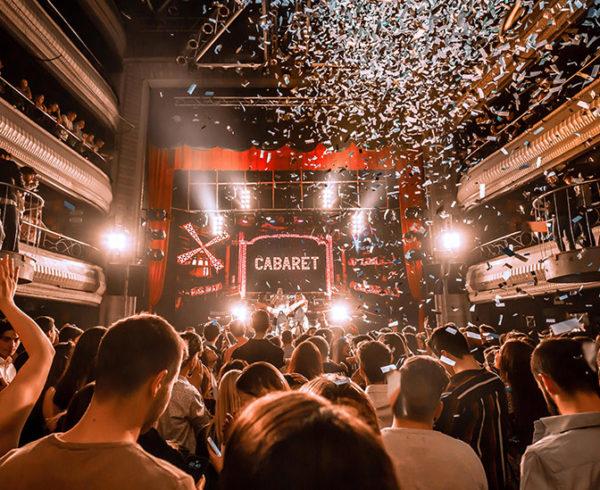 Teatro Kapital define el nuevo concepto del ocio nocturno 4