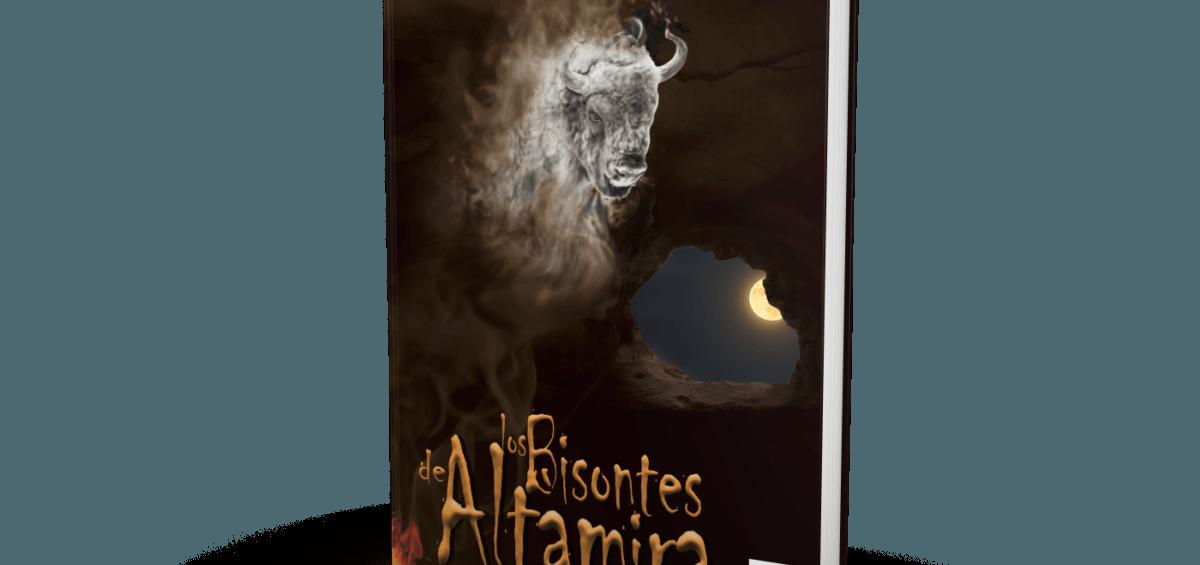 Alberto Vázquez-Figueroa firmará en Santander su libro Los bisontes de Altamira 2
